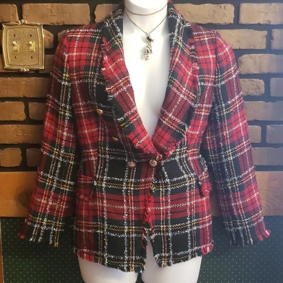 Zara Jackets & Blazers - ZARA WOMAN NWT jacket size XL